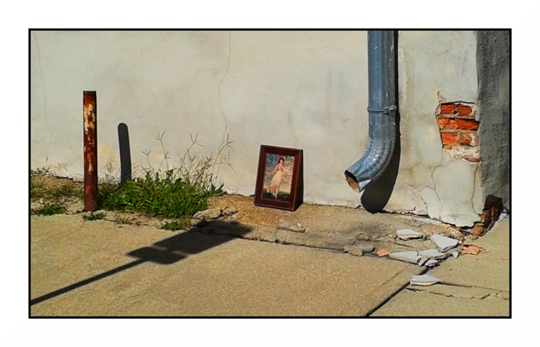 Drainspout Painting