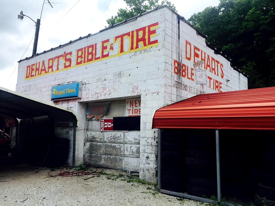 Bible & Tire