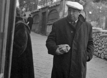 Keeping Quiet - Pablo Neruda