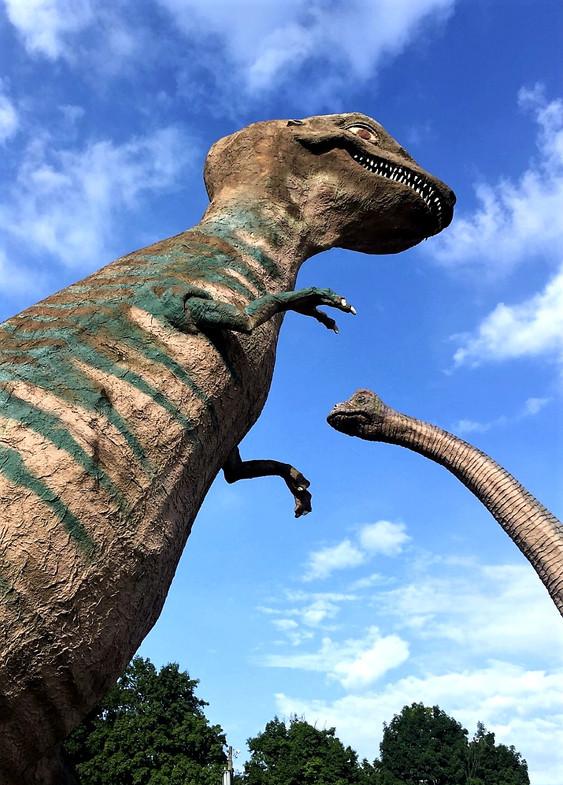 Roadside Dinos