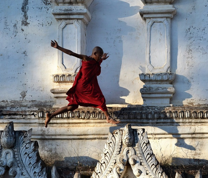 Leaping Novice