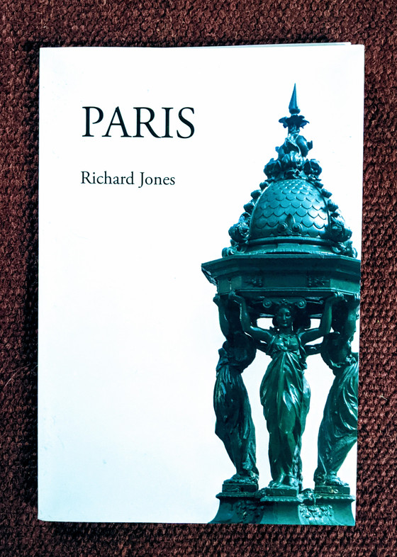 In Paris, Richard Jones establishes himself as the flaneur, walking through the city and, in turn, his own life experiences. Paris is not a romance, but rather a spiritual pilgrimage. The reader is invited to accompany the poet on his journey through Paris and through the joyful strangeness of human existence. Jones is the editor of Poetry East - www.poetryeast.org www.tebotbach.org