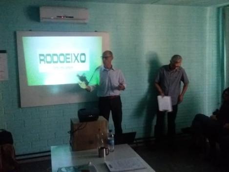 Monteiro&Redin - Evento com Produção da RodoEixo