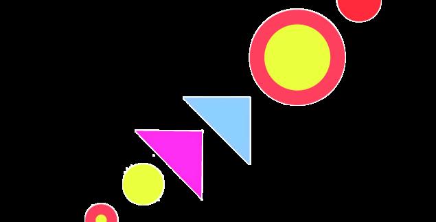 Colored Kite