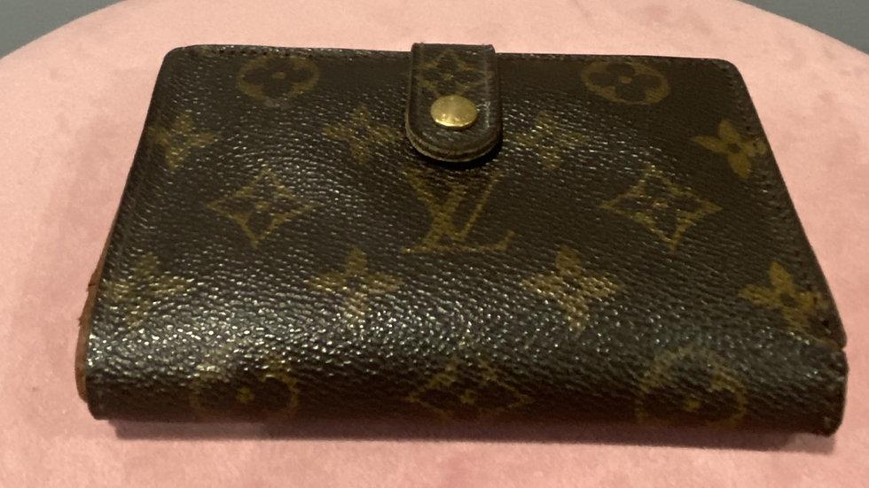 Louis Vuitton Kiss Lock Wallet