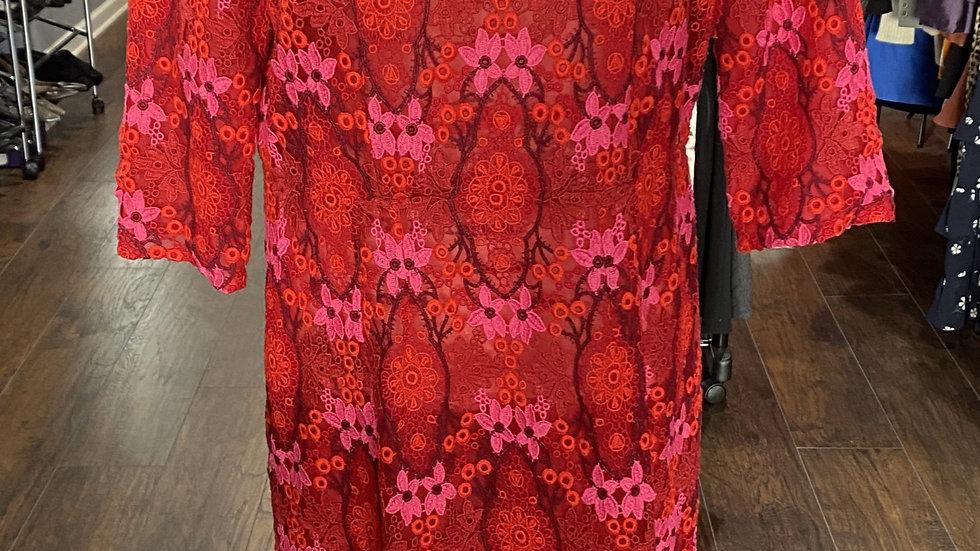 Dolce & Gabbana Guipre Lace Dress