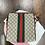 Thumbnail: Gucci  Supreme Web Ophidia Messenger Bag