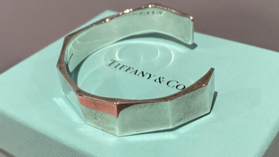 Tiffany & Co Frank Gehry Fold Cuff