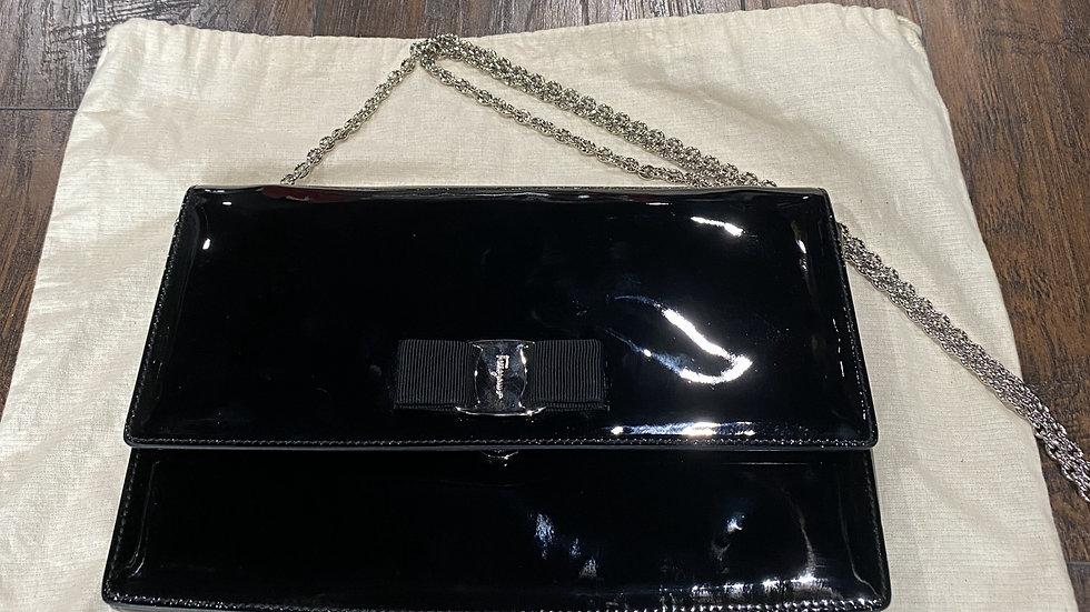 Salvatore Ferragamo Patent Leather Bag