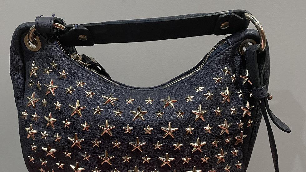 Jimmy Choo Star Studs Two Way Handbag