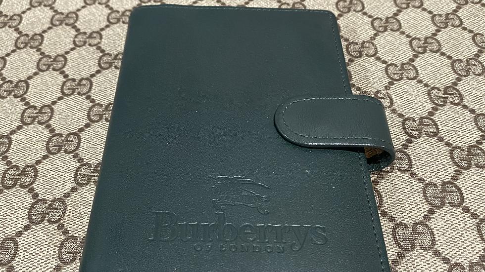 Burberry Agenda Cover