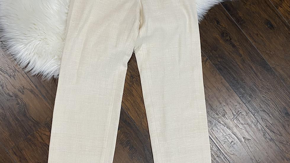 Chanel Linen Pants