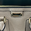 Thumbnail: Burberry Grey Heritage Leather Tote