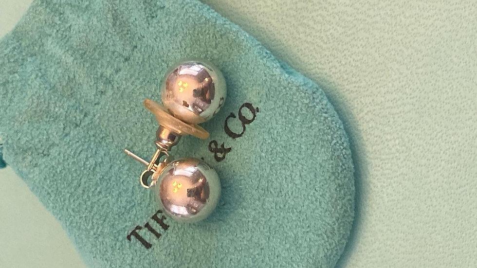 Tiffany & Co Ball Earrings