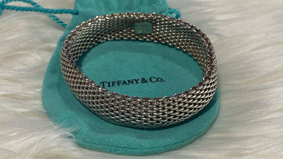 Tiffany & Co Mesh Bracelet