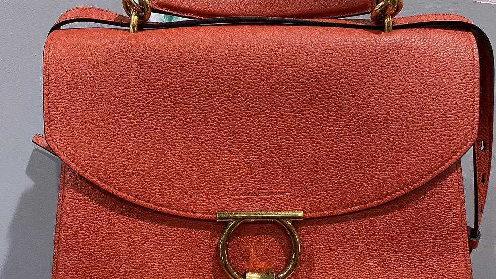 Salvatore Ferragamo Margot Tip Handle Bag