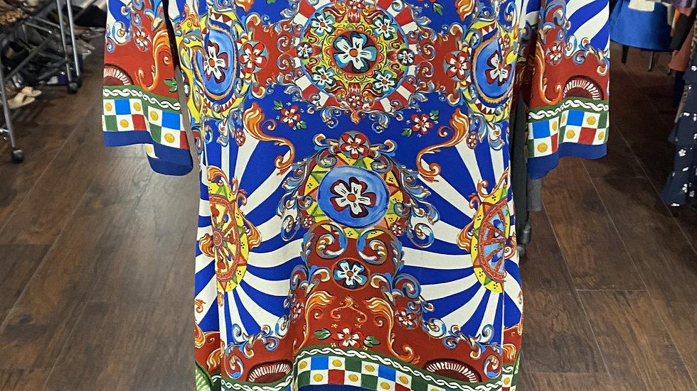 Dolce & Gabbana Carretto Print Set