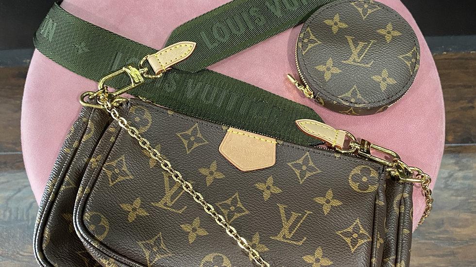 Louis Vuitton Multi Pochette Accessories Bag