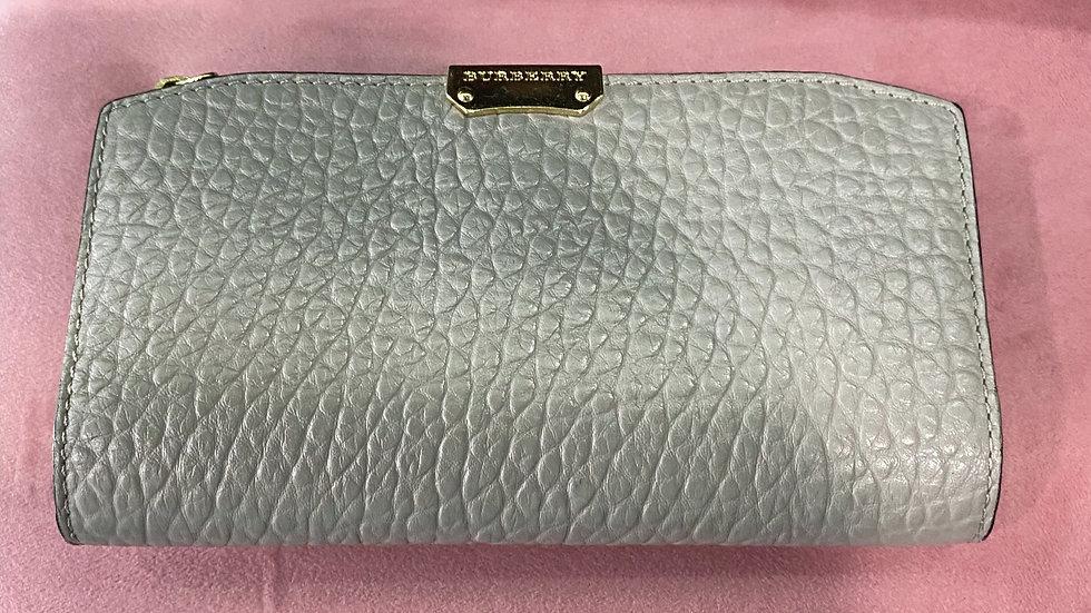 Burberry Grey Heritage Wallet