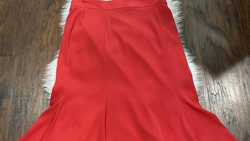 Dolce & Gabbana Godet Midi Skirt