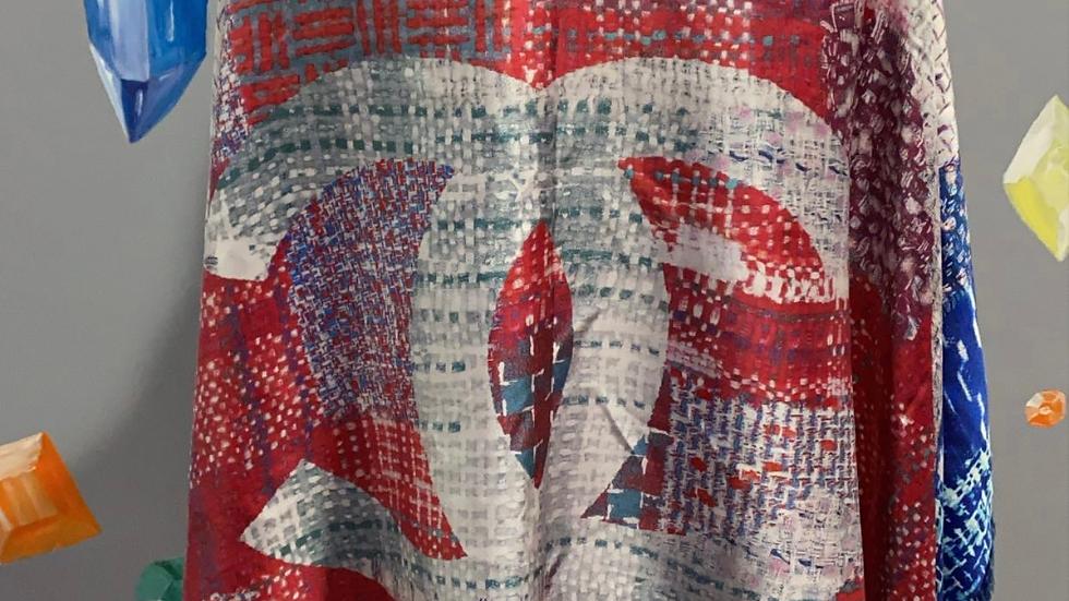 Chanel Silk Scarf/Wrap