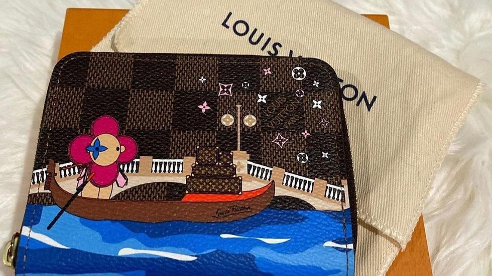 Louis Vuitton Vivienne Venice Zippy Wallet