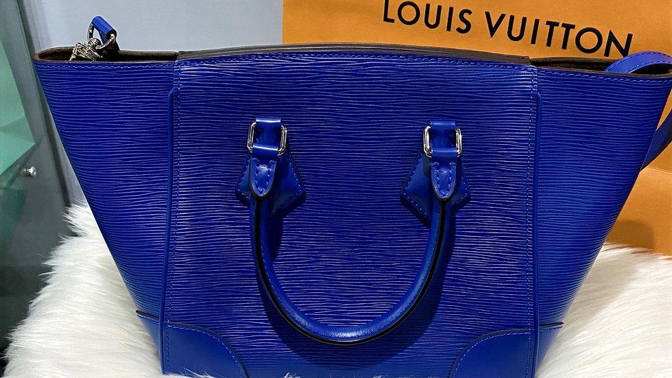Louis Vuitton Blue Phoenix PM