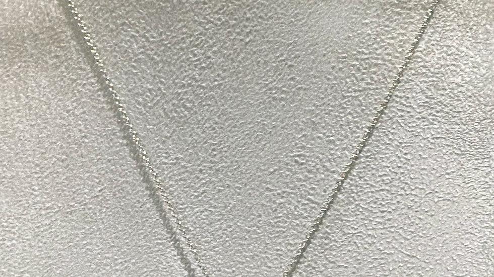 "Tiffany& Co ""J"" Necklace"