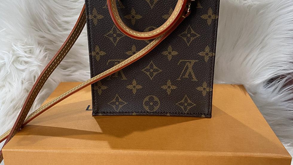 Louis Vuitton Petit Sac Plat Monogram