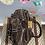 Thumbnail: Chloe Paddington Brown Leather Bag