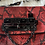 Thumbnail: MCM Red Python Handbag