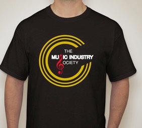 Black MIS T Shirt