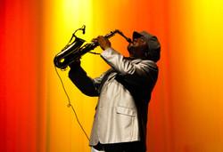 Ronnie G Saxophonist