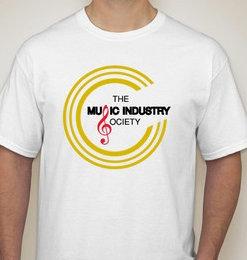White MIS T Shirt
