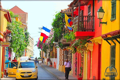 Cartagena City Walking Tour