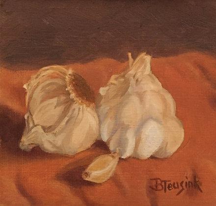 """""""Garlicky"""""""