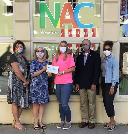 Donations to NAC