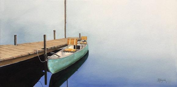 """""""Canoe for Two"""" - Fine Art Prints"""