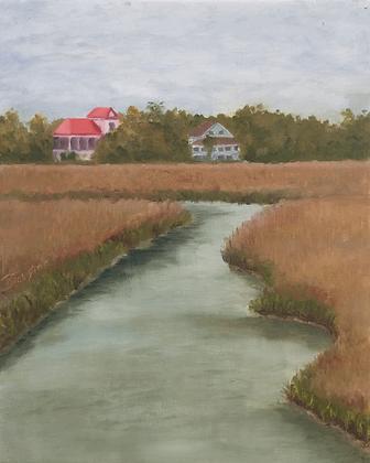 """Edisto Marsh View"""