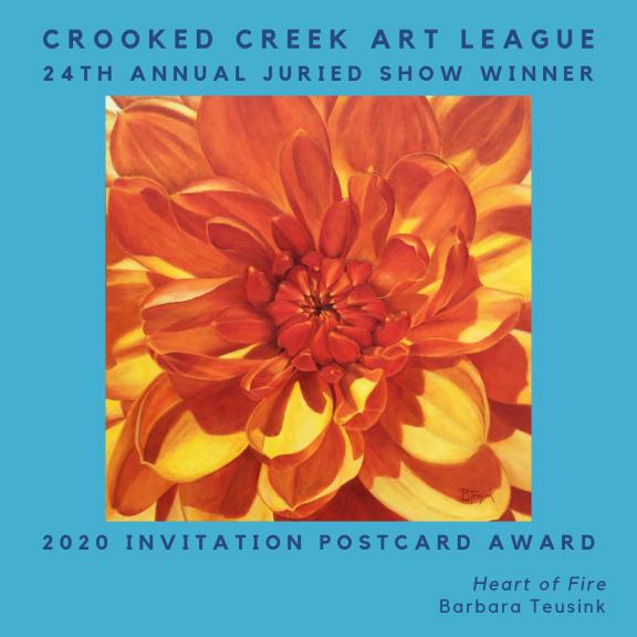 Invitation Postcard Award
