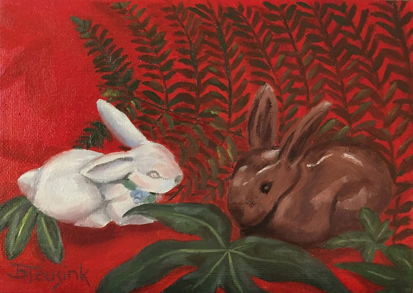 """""""Easter Bunnies"""""""