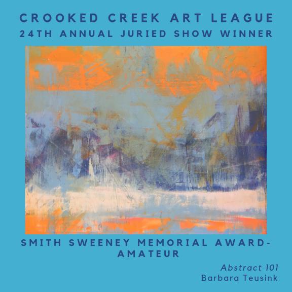 Smith Sweeney Memorial Award - Amat
