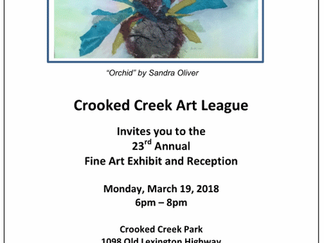 Celebrating Local Art