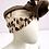 Thumbnail: Fascia turbante Brown