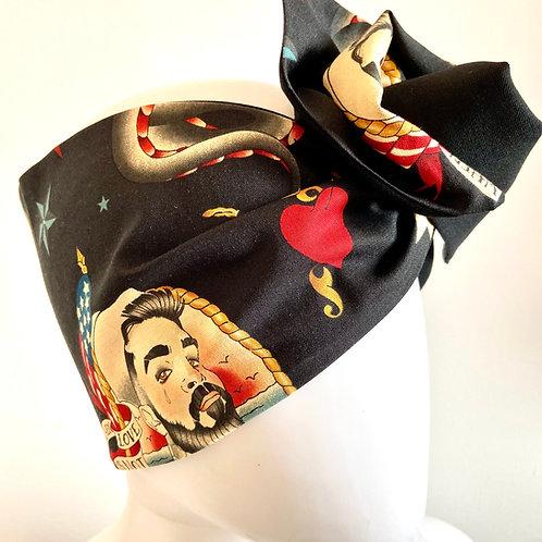 Fascia turbante seaman
