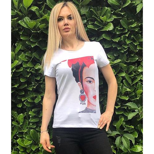 Tshirt stampa frida