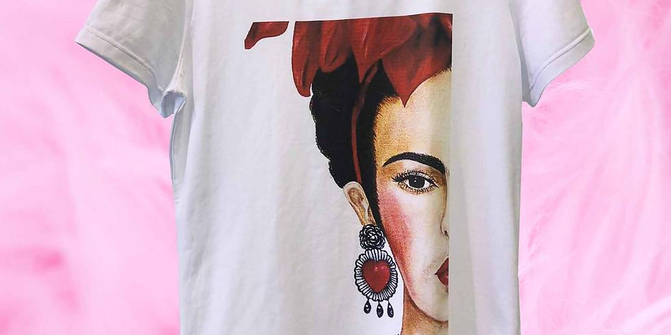 La linea Frida al Mudec book shop