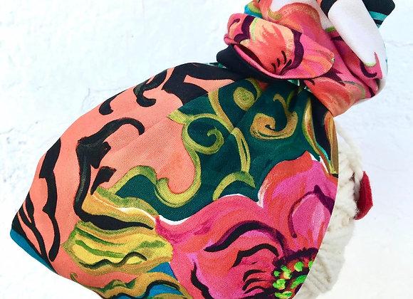 Fascia modulabile dipinto