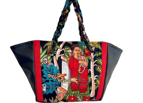 Shopper giardino di Frida