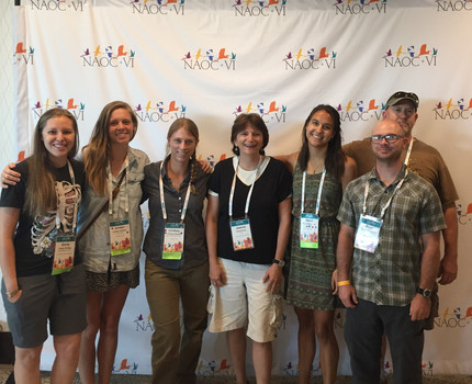 Los Alamos Avian Science Team takes on the North American Ornithological Conference in Washington, D